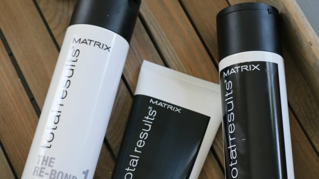 matrix hair care