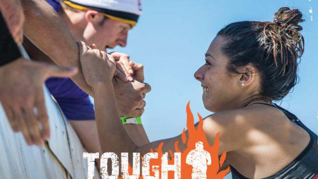 Tough Mudder 5K training