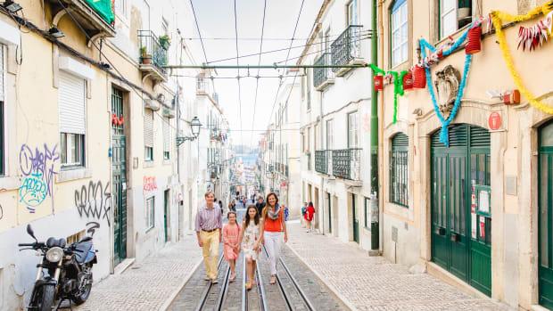 Five Ideas for Family Fun in Lisbon