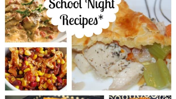 7 easy school night recipes