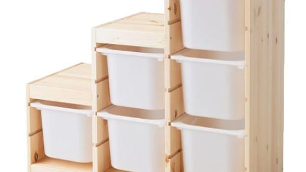 Trofast Storage Unit  - Image Credit: IKEA