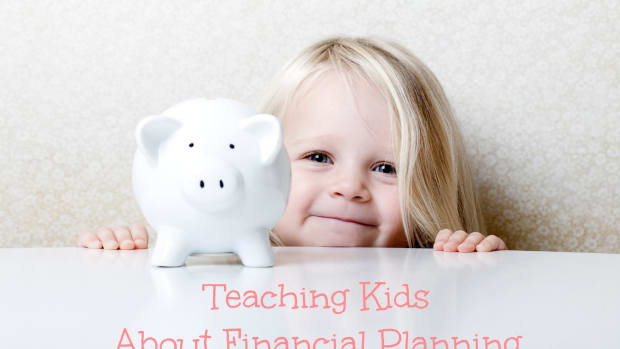 Teach Kids About Financial Planning