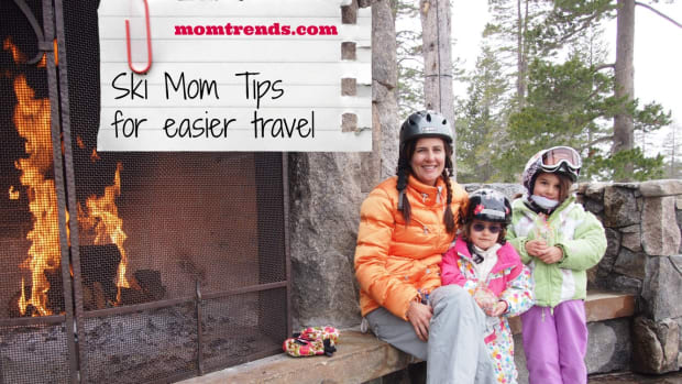 ski mom travel tips