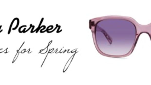Warby Parker header