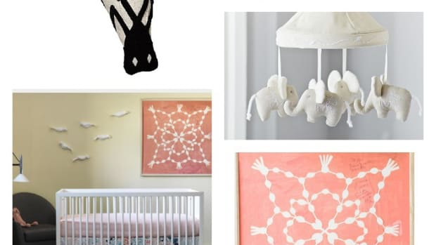 Chic Nursery Ideas