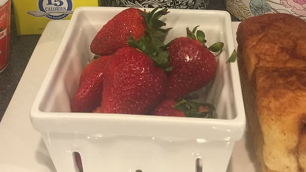 strawberries recipe