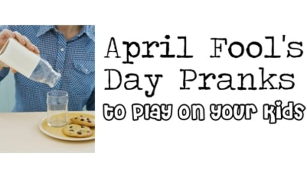 April Fool's Day - small