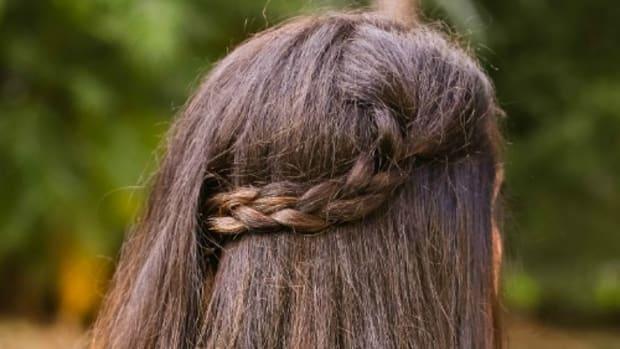 summer braid style