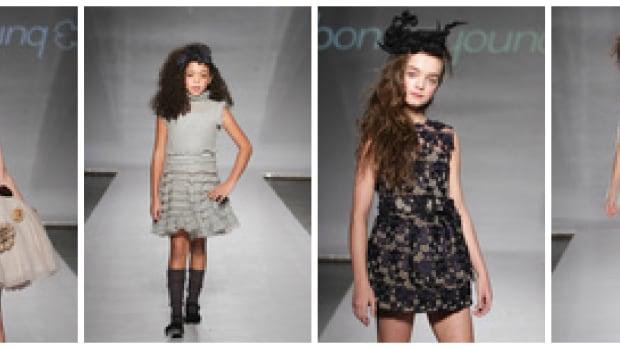 Bonnie Young Fashion Show