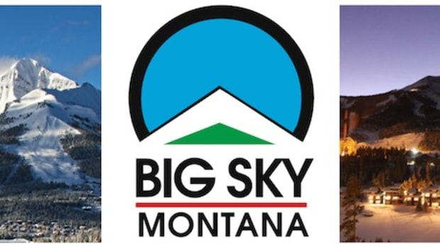 big sky collage