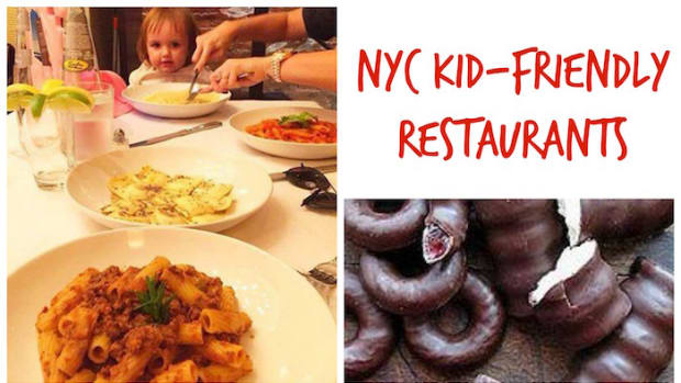 kid-friendly restaurants NYC