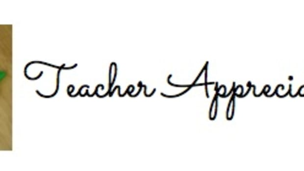 Teacher Appreciation header