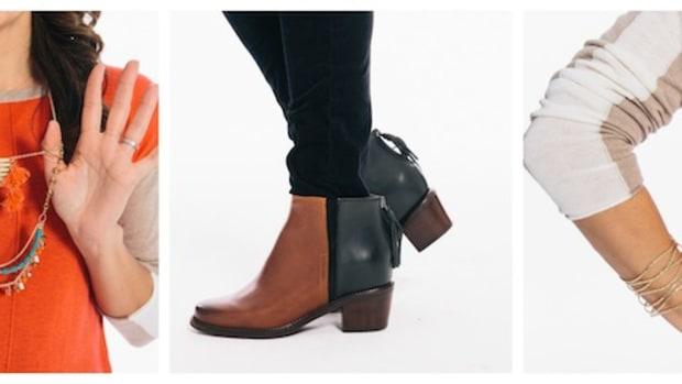 fashion collage for monday mingle