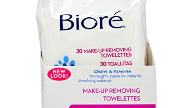biore wipes