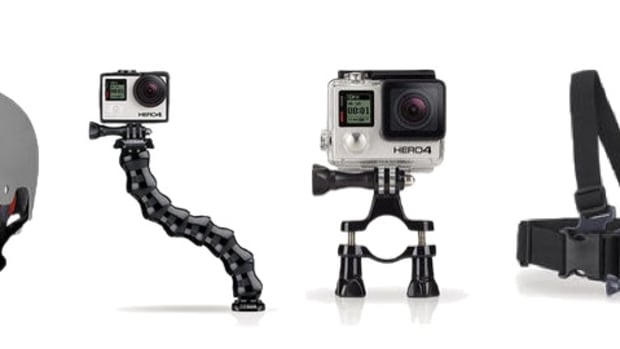 GoPro-mounts