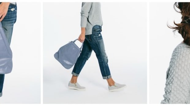 spring fashion gray trend