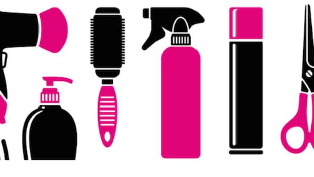 hair care banner