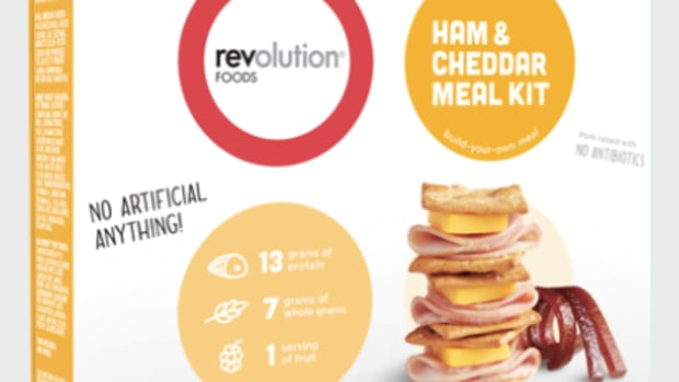 Revolution Foods Meal Kits