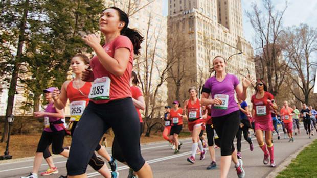 more fitness half marathon