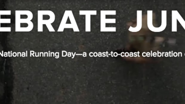 running day banner
