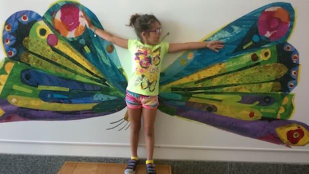 Eric Carle Museum Visit