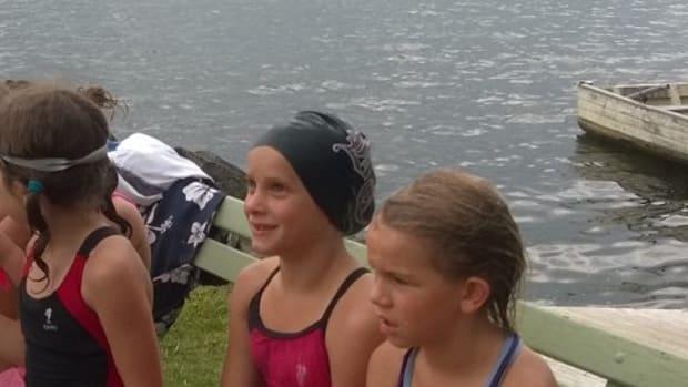 swim team moms