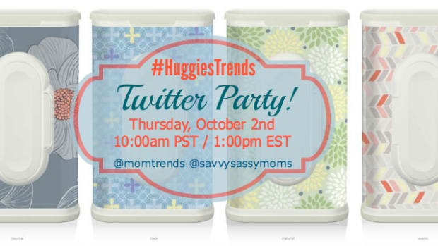 Huggies Trends Twitter Party