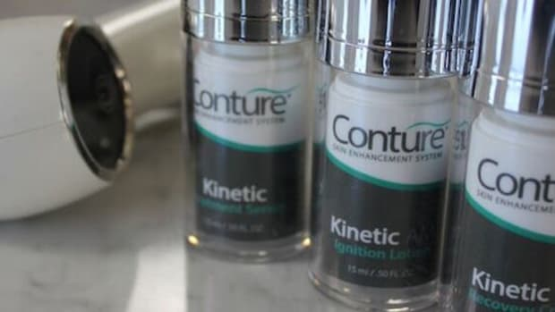 Conture Kinetic Skin Toning Device