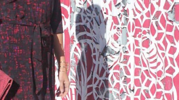 leota dress banner