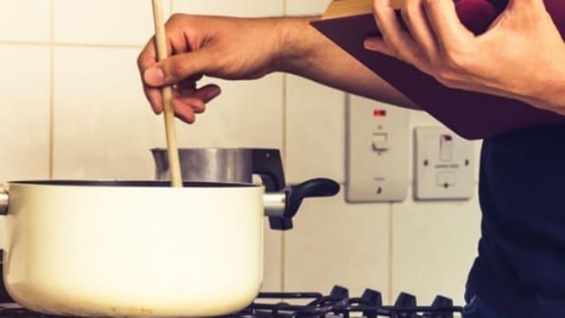 cooking header