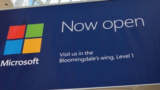Microsoft OPening