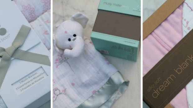 featured baby blankets