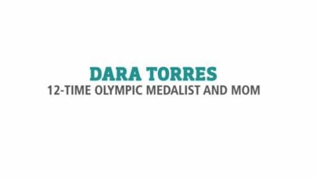 Dara Torres Interview