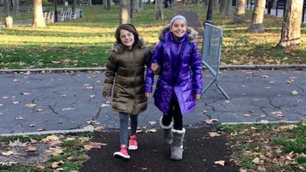 Puffy Coats for Kids