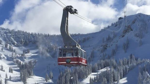 how to ski snowbird