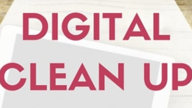 Digital Clean Up header