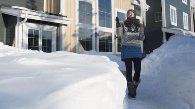 snow skirt fun