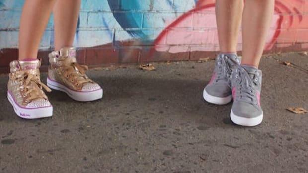 back to school sneakers