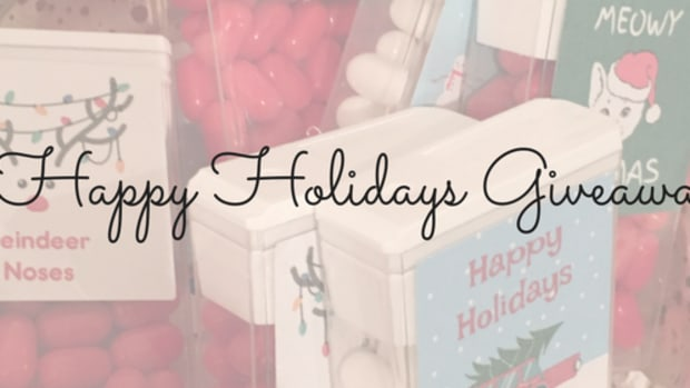 holiday giveaway, #merrymt