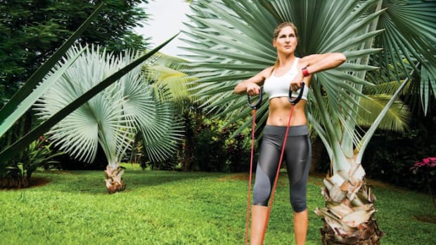 Gabby Reece Talks Fitness