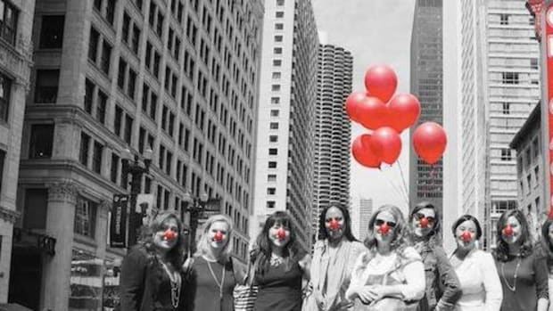 red nose header