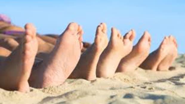 Healthy Summer Feet