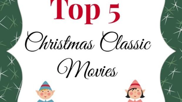top 5 christmas movies