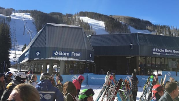 vail banner