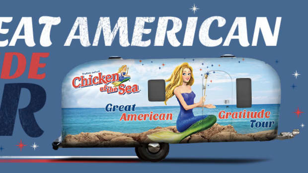Chicken of the Sea Tour