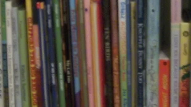 cropped books