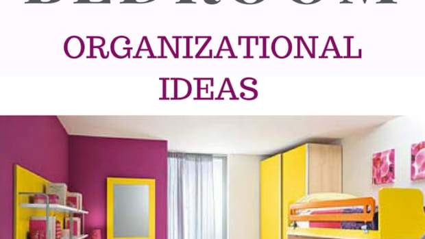 ORGANIZATIONAL IDEAS FOR SHARING A BEDROOM
