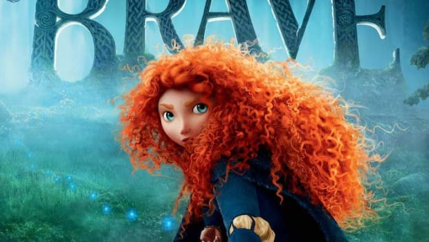 New Heroine Featured in the Disney Movie Brave