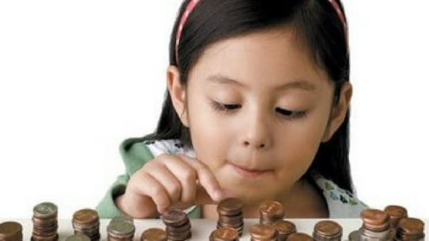 Money Lessons for Kids: teach your kids to save