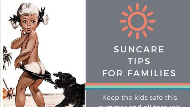 suncare tips for families